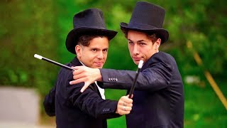 Video Terrible Magicians | Rudy Mancuso & Juanpa Zurita MP3, 3GP, MP4, WEBM, AVI, FLV Juli 2018
