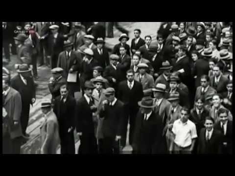 La gran crisis mundial de 1929