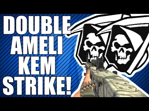Strike - I hope you enjoyed this Ameli Double KEM Strike! This is the first Ameli KEM Strike to be featured in the long history of KEM Strike Saturday, and what makes it even better is there are TWO...