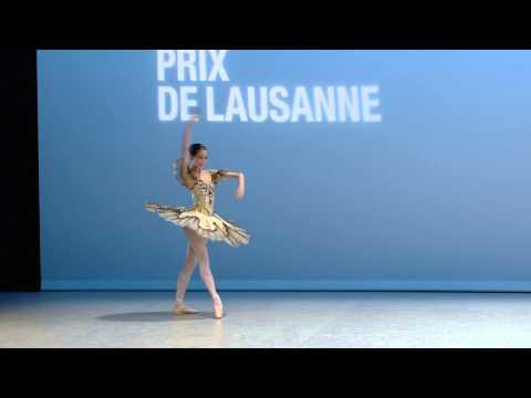 SeonMee Park - 2015 Prix de Lausanne Finalist - Classical variation