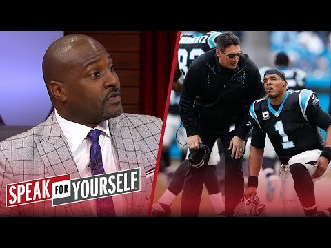 Panthers firing Ron Rivera should be good for Cam Newton — Marcellus | NFL | SPEAK FOR YOURSELF