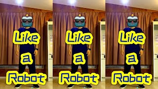 """BROTHER BOMB – IMPRO DANCE SHOW """"Dogg Master & Busta Brown – Like A Robot"""""""
