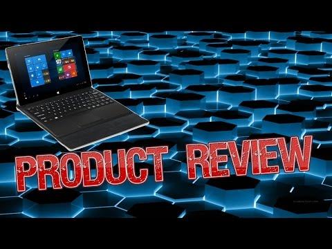 iRULU Walknbook 10.1 Inch Tablet PC Review