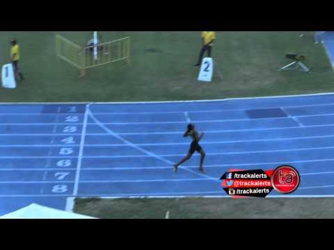 400m15歳世界新記録(動画