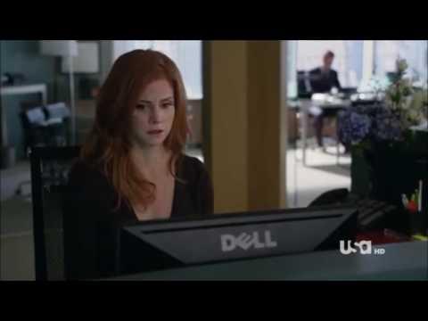 Darvey 2x01 Best Scenes Suits