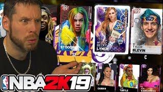 NBA 2K19 Custom Card Draft!