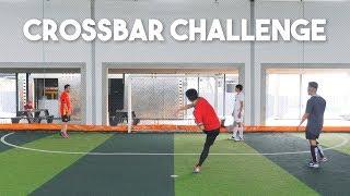 Video CROSSBAR CHALLENGE (ft. Topscore TV, Ario Pratomo, & Putu Reza) MP3, 3GP, MP4, WEBM, AVI, FLV Oktober 2018