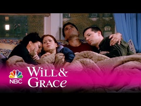 Will & Grace - Grace Brings the Gang Down (Highlight)