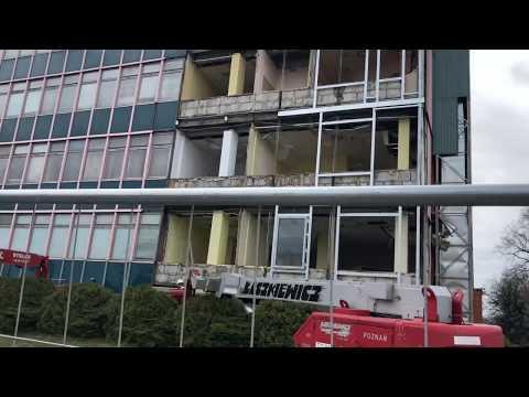 Wideo1: Ruszyła termomodernizacja budynku PWSZ