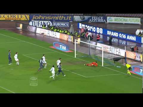 Napoli-Atalanta 1-1 28a giornata di Serie A TIM 2014/2015 HL (90 sec)