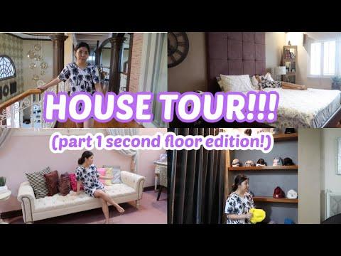 HOUSE TOUR! (part 1)