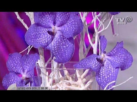 Come decorare con i fiori un tavolo da buffet dal sapore estivo