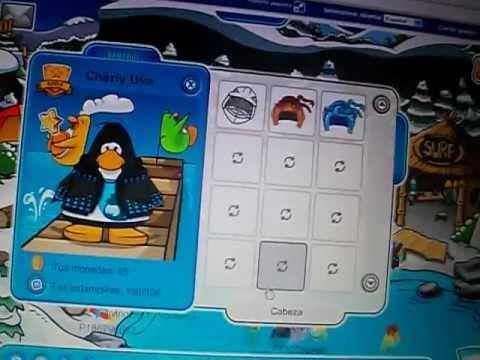 contraseña de pinguino socio no suspendido 2012