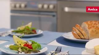 Kuchnie wolnostojące Amica