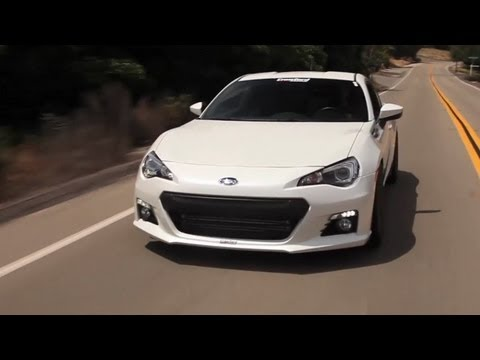 0 Boxer Rebellion: Crawford Performance's Cray Cray Subaru BRZ Turbo [Video]