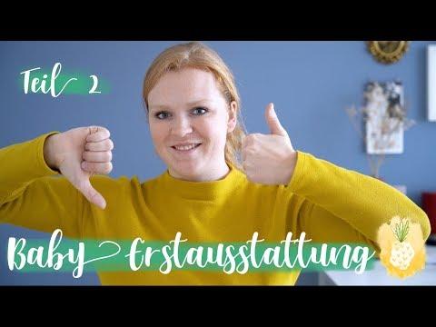 Baby - Erstausstattung Teil 2 | Kleidung & Kleinkram | Aennecken