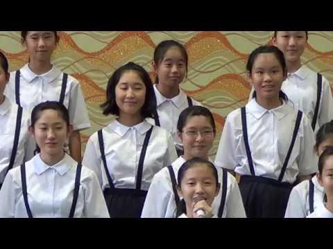 神戸市立鷹匠中学校合唱部全国大会出場記念コンサート?「結〜不思議な馬〜銀の色」