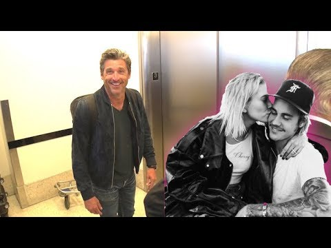 Patrick Dempsey Reacts To Justin Bieber And Hailey Baldwin's Surprise Wedding