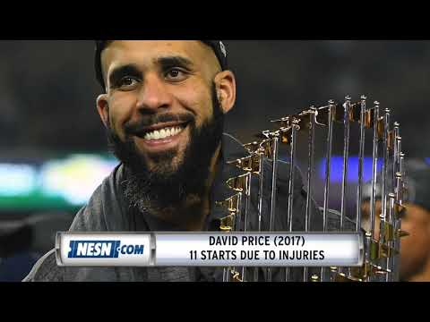 Video: David Price captures 2018 A.L. Comeback Player of the Year honors