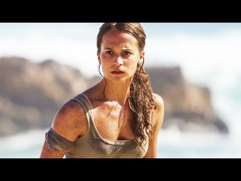 Tomb Raider (2018) Official Movie Trailer #2 Alicia Vikander