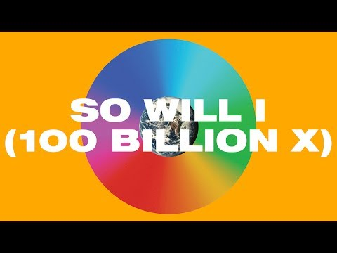 So Will I Lyric Video