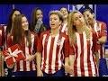 Las tomas falsas del mensaje de Navidad - Vídeos de Atletico Feminas del Atlético de Madrid