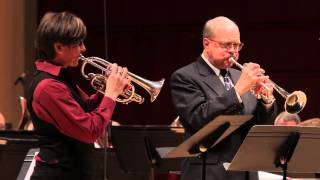 You Raise Me Up (Josh Groban) -  Triangle Brass Band feat. Tim Stewart and Lisa Burn - 2014