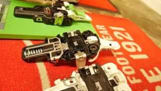 Fritschi Vipec 12 Black Ski Touring Binding 2015/16 - First Look