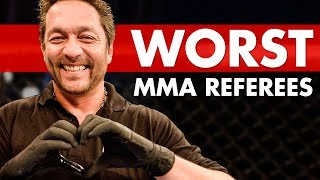 Video 10 Worst Referees in MMA MP3, 3GP, MP4, WEBM, AVI, FLV Juli 2019