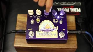 Analog Alien - Fuzz Bubble 45 - Guitar Pedal Demo