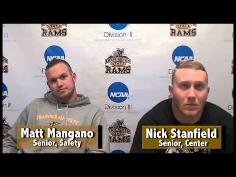 Framingham State Football- 2015 NCAA Tournament Preview