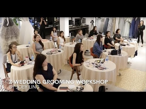 Z Wedding Grooming Workshop 01