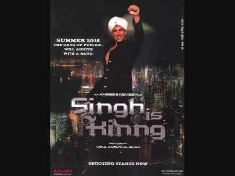 Video Bas Ek Kinng- From Movie ~Singh Is King~ download in MP3, 3GP, MP4, WEBM, AVI, FLV January 2017