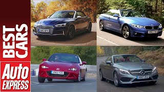 Top 10 best convertibles to buy in 2019 by Auto Express