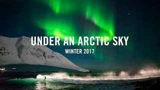With three hours of light each day, brutal winter storms and freezing temperatures, Iceland is far from the ideal surf trip. However...