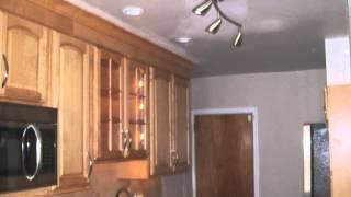 Philadelphia airlite rowhome kitchen remodel  [ customkitchens.com ]