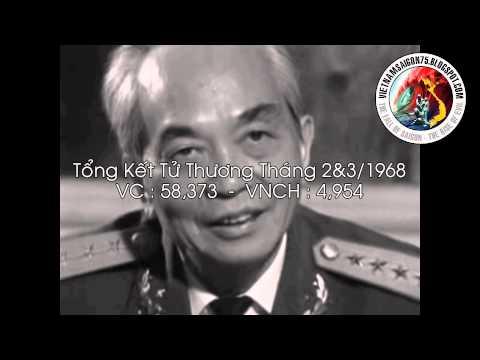 Phim tài liệu Mậu thân 1968 Tập 1 - Võ Nguyên Giáp,Trần Độ