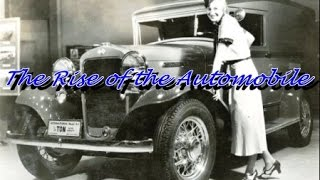 Automobile - Early History in America