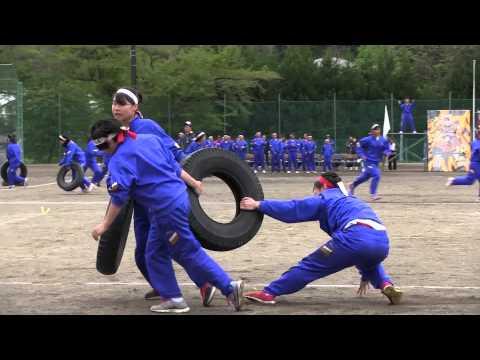 安代中学校運動会