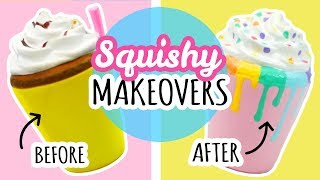 Video 5 Squishy Makeovers | Re-Decorating Cheap Squishies MP3, 3GP, MP4, WEBM, AVI, FLV Agustus 2019