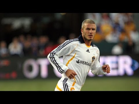 Video: 10 Years Ago Today: David Beckham made his LA Galaxy debut