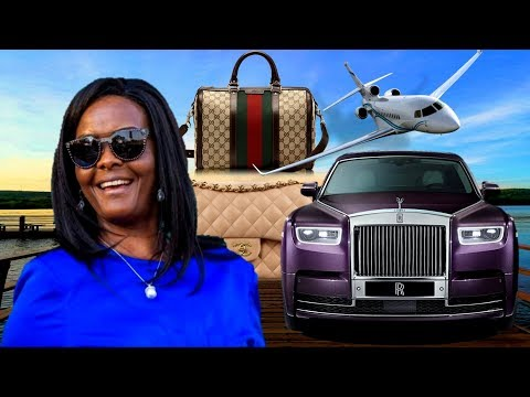 9 MOST Expensive Things Owned By Grace Mugabe.