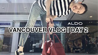 VANCOUVER VLOG  DAY 2