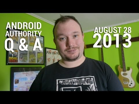 Nexus 5 release date, new Samsung tablets, and will the HTC One Max have a stylus? – AA Q&A