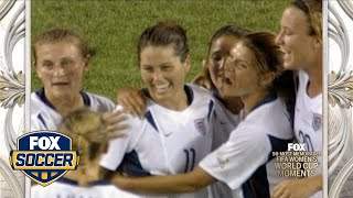 45th Most Memorable Women's World Cup Moment: SARS Moves 2003 Tournament to U.S.   FOX SOCCER by FOX Soccer