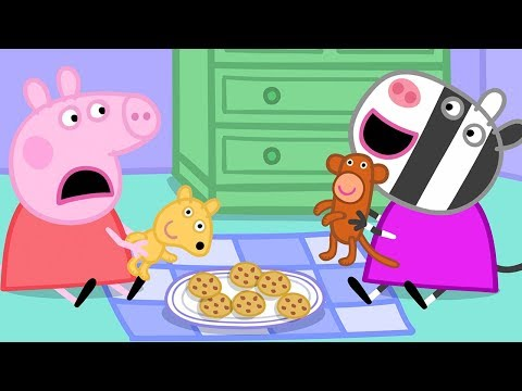 Peppa Pig English Episodes  Peppa Pig Goes To The Aquarium  Peppa Pig Official