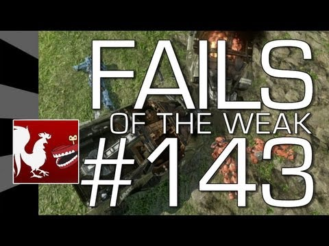Halo 4 – Fails of the Weak Volume 143 (Funny Halo Bloopers and Screw-Ups!)