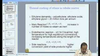Mod-05 Lec-30 Case Study - Ethane Dehyrogenation