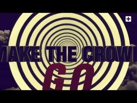 ALVARO - Make The Crowd GO