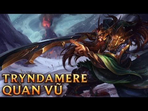 Tryndamere Quan Vũ